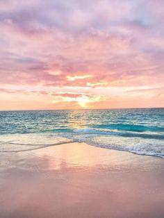 Strand Wallpaper, Ocean Wallpaper, Summer Wallpaper, Nature Wallpaper, Beach Sunset Wallpaper, Aesthetic Backgrounds, Aesthetic Wallpapers, Beach Aesthetic, Purple Aesthetic