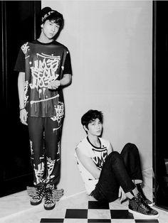 Ravi + Leo [Vixx]