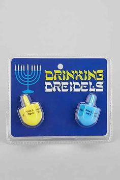 Drinking Dreidel