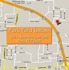 Paris Ford Lincoln is a Ford dealership located near Paris Texas. Don't forget to check out our used cars. Paris Texas, Money Box, Used Cars, Lincoln, Coupons, Ford, Holiday, Shopping, Ideas