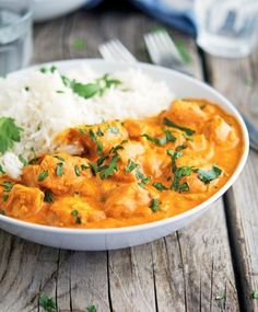 Your favorite Indian dish just got easier! Crock-Pot Chicken Tikka Masala