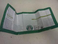 """Yukon"" trifold wallet front"