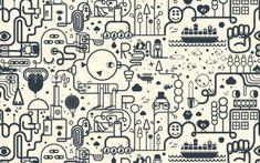 Jonathan Calugi - Print design illustration   #illustration #print