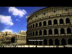 Rome Reborn, la antigua Roma en 3D. #rinconccss #Recursoseducativos