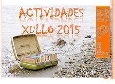 Actividades na biblioteca en xullo de 2015