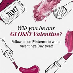 Enter our #GLOSSYValentine giveaway! We want to see what your ideal date night would be from start to finish. Ten people will win our limited design February box. The perfect Valentine's Day gift for yourself <3