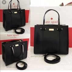 Kate spade arbour small Bought deans new selling because I have to many purses . Kate spade beautiful purse .,only  used a feel times!no shoulder straps ! kate spade Bags Shoulder Bags