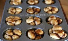 Sweet Mini Monkey Rolls X 2 » The official blog of America's favorite frozen dough