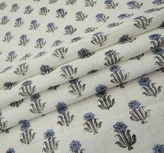 Natural Dye Fabric, Shibori Fabric, Indian Block Print, Fabric Strips, Wood Print, Printed Cotton, Fabric Design, Printing On Fabric, Etsy