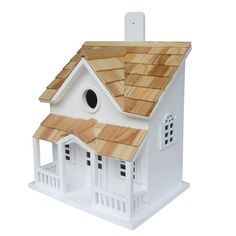 I pinned this Springfield Cottage Birdhouse from the For the Birds event at Joss and Main!