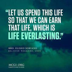 mcgi.org Bro. Eli Soriano Wisdom