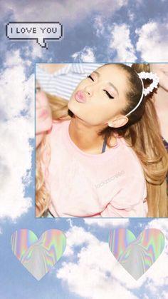 Wallpaper Lockscreen ✔ (Ariana Grande)