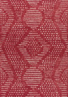 MALI, Red, AF78715, Collection Palampore from Anna French