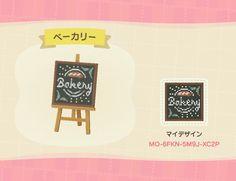 Animal Crossing Cafe, Animal Crossing Qr Codes Clothes, Motifs Animal, Preschool Bulletin, All About Animals, Island Design, Sign Design, My Animal, Custom Design