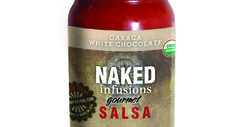 OAXACA WHITE CHOCOLATE SALSA by NAKED INFUSIONS on @UDKitchen http://undiscoveredkitchen.com a digital farmers' market for specialty, small batch food!
