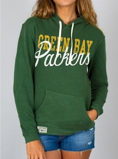 NFL Green Bay Packers Pullover Hoodie