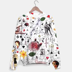 Loui Jover sweater, Live Heroes-49.95€