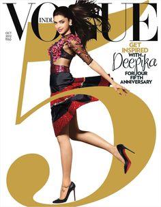 Vogue India October 2012