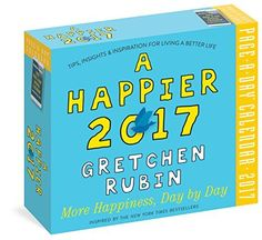 A Happier 2017 Page-A-Day Calendar >>> See this great product.