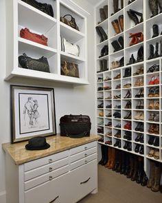 Houston - traditional - Closet - Houston - Vining Design Associates