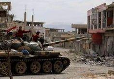 8-Jun-2013 15:16 - CONFLICT IN SYRIË VERDIENT OPLOSSING. De internationale gemeenschap heeft tal van kansen gemist om een einde te maken aan de burgeroorlog in Syrië, maar het is nooit definitief…...