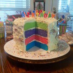 Happy Birthday, Birthday Cake!