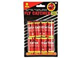 Pack of 8 Sticky Fly Catchers / Fly Paper Set for Indoor or Greenhouse use by PMS®   39 days in the top 100  (100)Buy new:   £1.54 8 used & new from £1.10(Visit the Bestsellers in Home & Garden list for authoritative information on this product's current rank.) Amazon.co.uk: Bestsellers in Home & Garden...