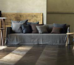Ghost 22 - Gervasoni - design Paola Navone! New colours same sofa =)