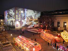 MQ Wien: Winter im MQ © Alina Lauchart