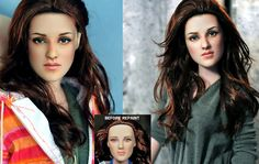 New Moon Bella Swan doll by noeling.deviantart.com on @deviantART