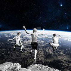 Free Falling by TRASHRIOT