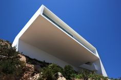 Gallery of House on the Cliff / Fran Silvestre Arquitectos - 6