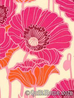 Notting Hill PWJD058-Magenta Fabric by Joel Dewberry