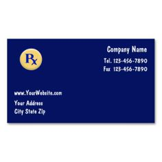 Pharmacy business cards make your own business card with this great pharmacy business cards make your own business card with this great design all you need is to add your info to this template click the image to reheart Gallery