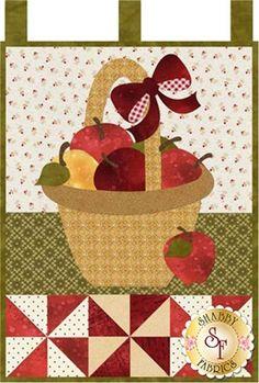 Applique Patterns, Applique Quilts, Quilt Patterns, Applique Towels, Fall Applique, Hanging Quilts, Quilted Wall Hangings, Small Quilt Projects, Quilting Projects