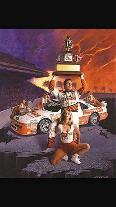 Alan Kulwicki Dirt Racing, Racing Team, Nascar Racers, Nascar Champions, Ford Pinto, Old Race Cars, Grid Girls, Sports Figures, Dale Earnhardt