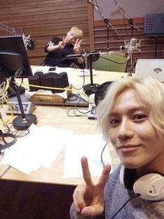 SHINee Jonghyun and Taemin