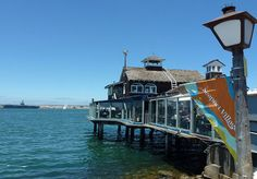 Beautiful San Diego: Seaport Village. Photo by ToGa Wanderings