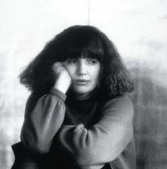 Photographer Deborah Turbeville