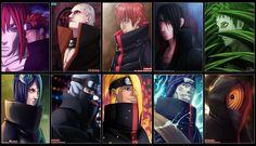 Image for Akatsuki Character HD Wallpaper