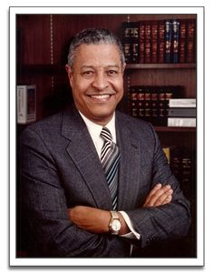 """In 1970, Clifton Reginald Wharton Jr, was elected president of Michigan State University. He became the first African American president of a """"major"""" American university."""
