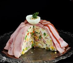 Salads, Good Food, Appetizers, Easter, Favorite Recipes, Meat, Breakfast, Ethnic Recipes, Cooking