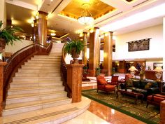 Barceló Guatemala City Lobby