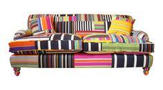 O sofá dos meus sonhos