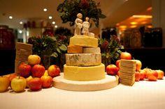 Tortas de boda alternativas para todos los gustos. Crudas, de queso, sin glutén o vegetarianas, todos los ingredientes que no esperas para una torta de boda