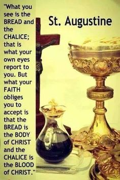 John 6:53 Jesus said to them, Very truly I tell you, unless you eat the flesh of the son of man, and drink his blood, you have no life in you.