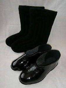 cb2fe1f3f76 Russian Felt Boots Winter Footwear Warm Wool Valenki Snow Rain Rubber  Overshoes