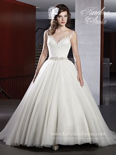 Collection: Bridal Gowns - Karelina Sposa