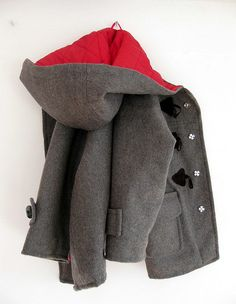 Duffle coat. Ottobre issue 6/2007. Anyone have it?