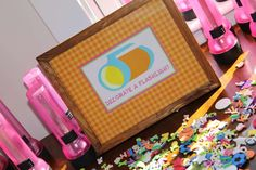 Camping Party for 7 year old girls Birthday Party Ideas | Photo 18 of 40 | Catch My Party